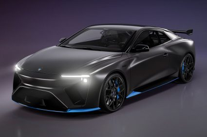 grey Roland Gumpert Nathalie electric electric electric methanol powered super sports car
