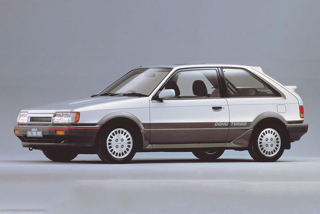 Mazda 323 turbo GTX Jdm hatchback