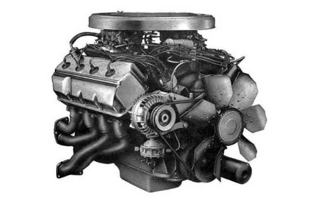 427 hemi engine