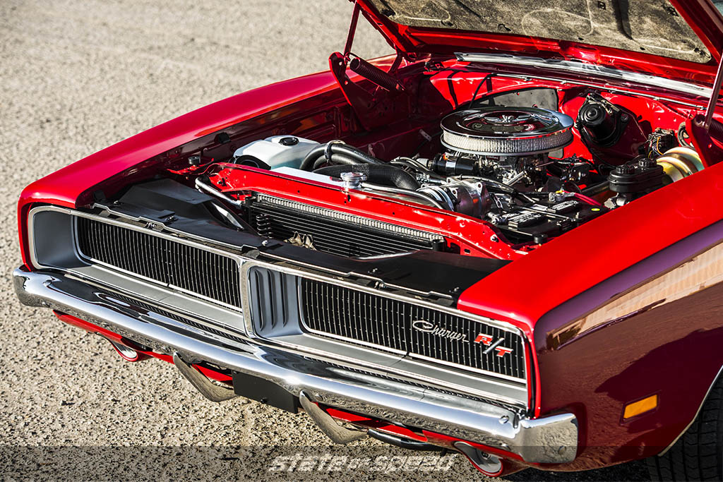 69 charger engine
