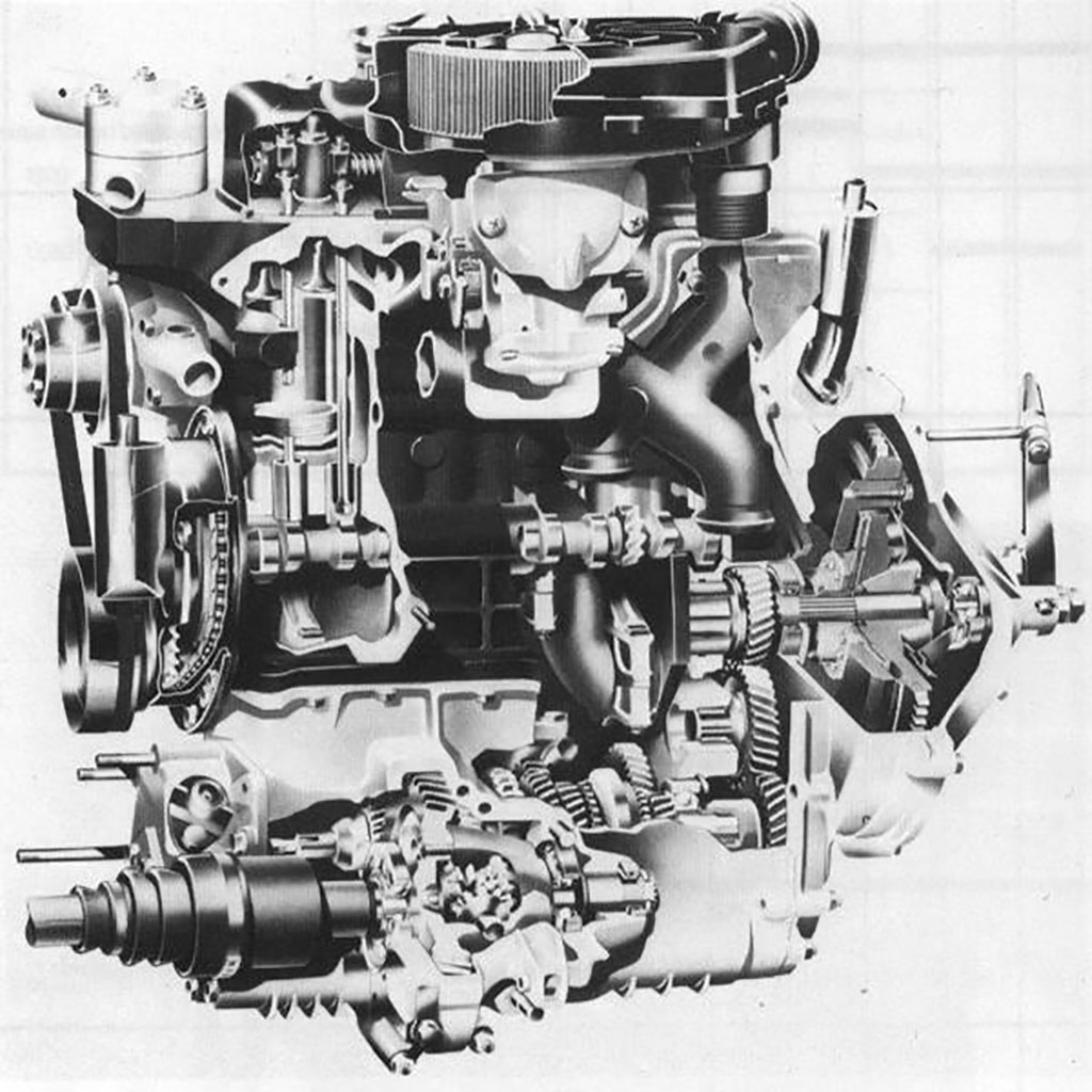 engine a series