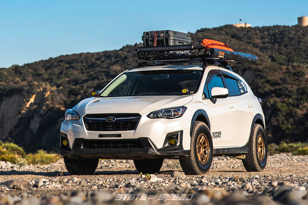 Thinking Of Overlanding In Your Crossover Read This First State Of Speed