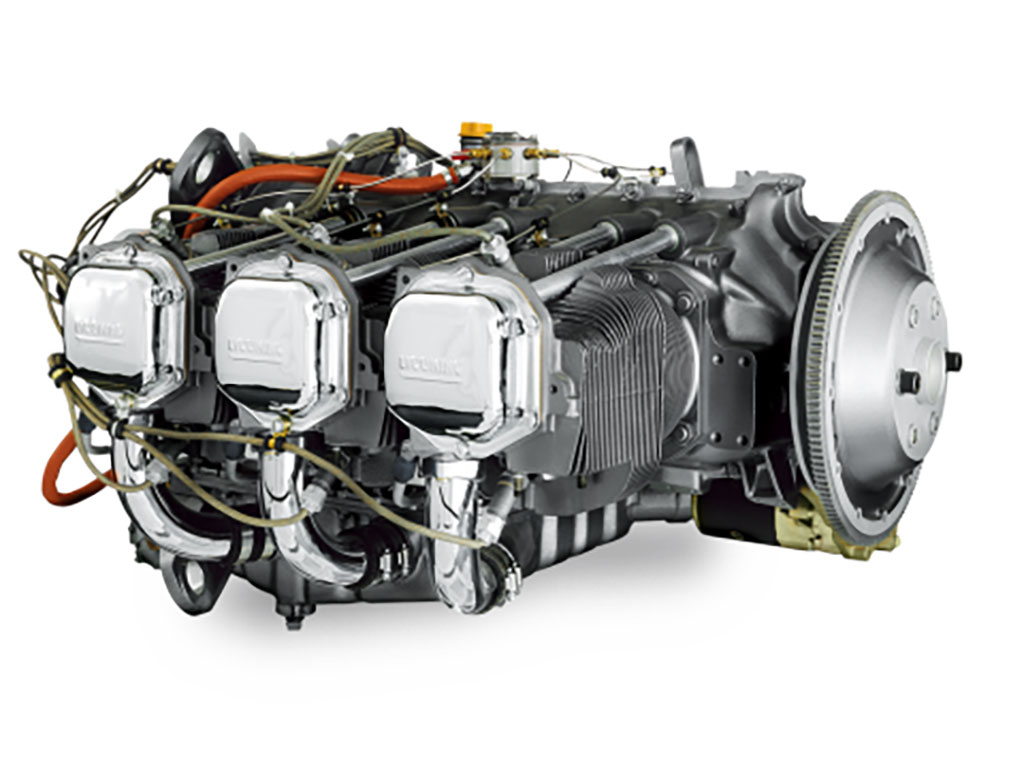 lycoming series aircraft engine
