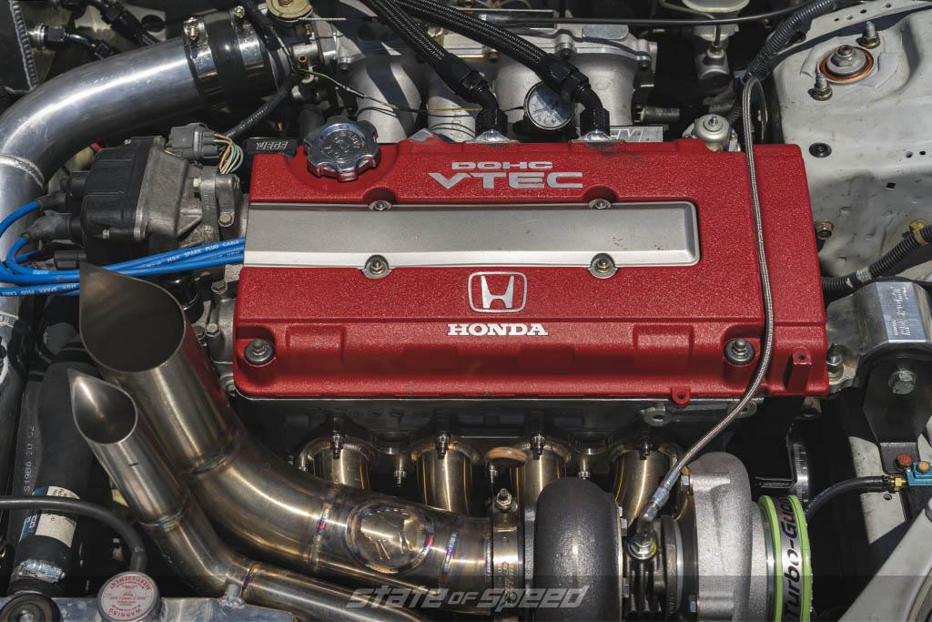 honda b series engine