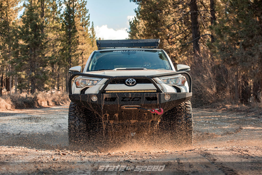 Toyota 4runner one of the best offroad vehicles