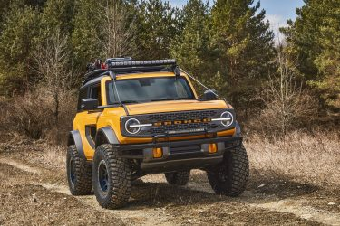 2021 Bronco offroad
