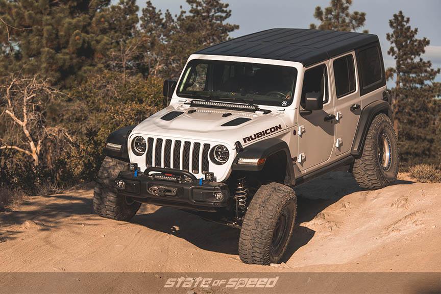 Jeep JL Milestar Tires