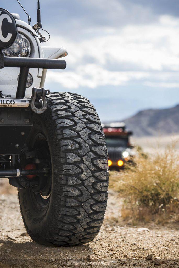 milestar tires jeep jk