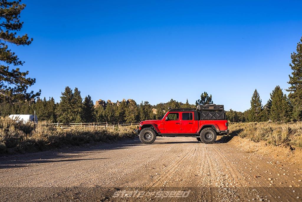 jeep gladiator milestar tires