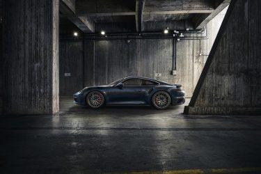 new 911 Turbo porsche
