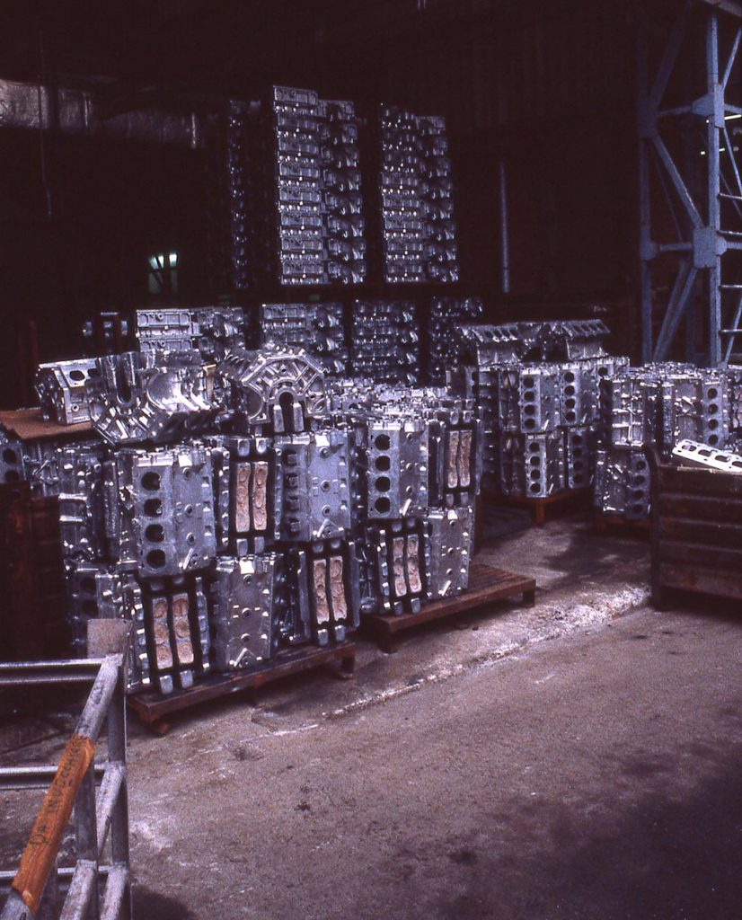 v8 ferrari engines