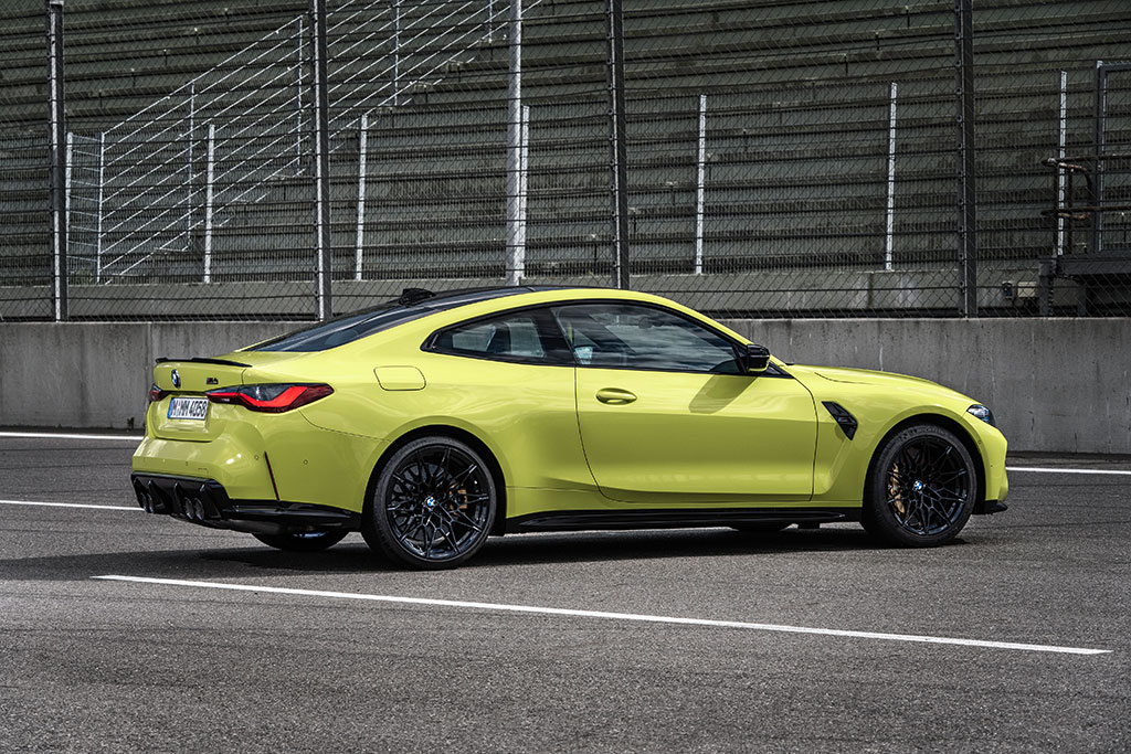 New 2021 BMW M4 Coupe