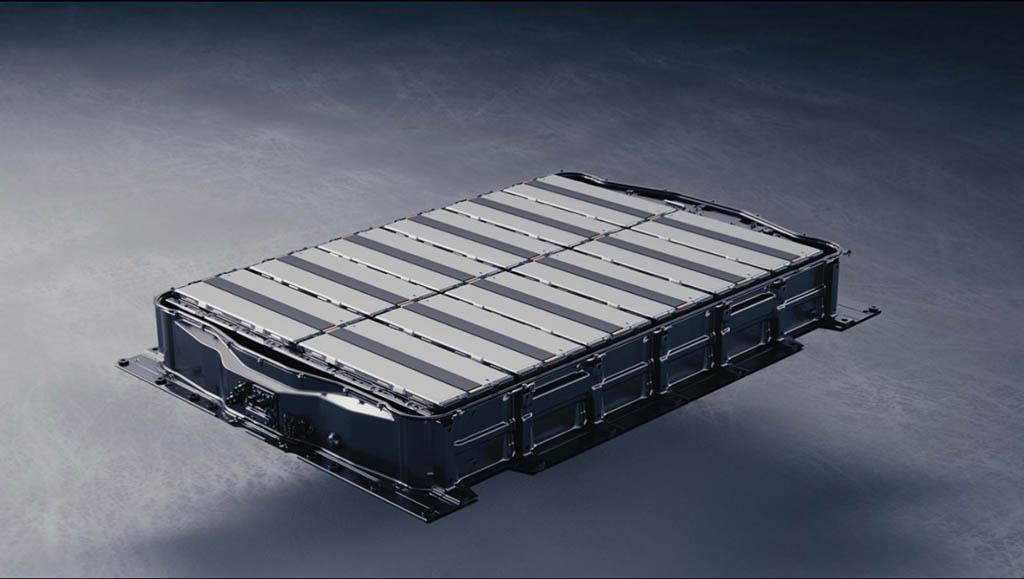 GMC Ultium Battery HUMMER