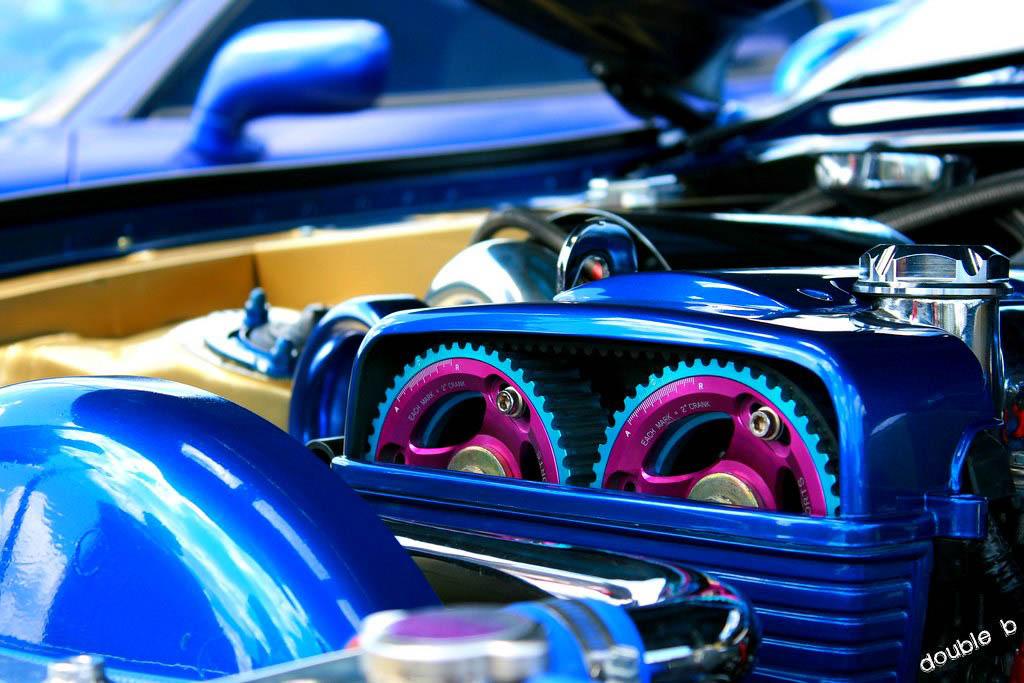 2JZ cam gears