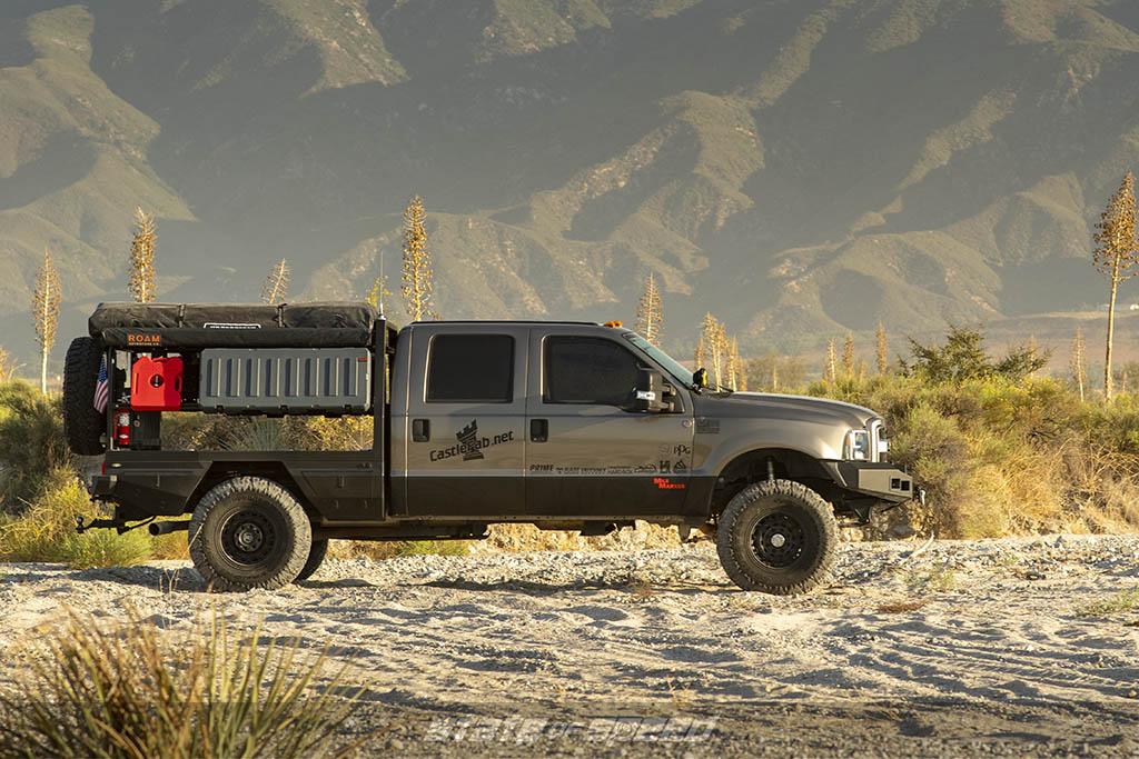 Ford F250 overland