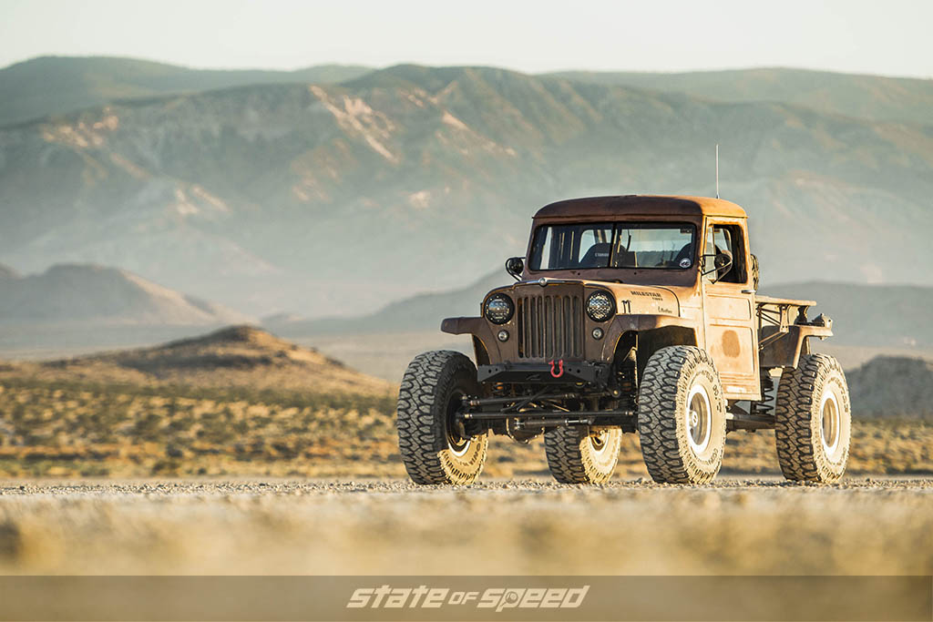 willys jeep milestar patagonia