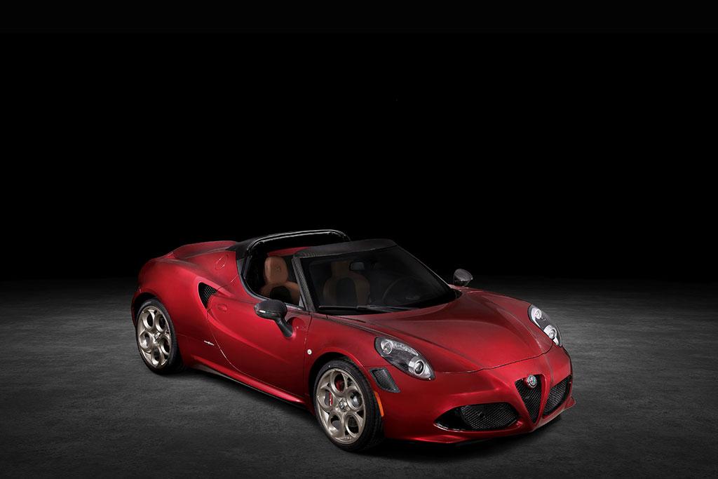Alfa Romeo Stradale Tributo