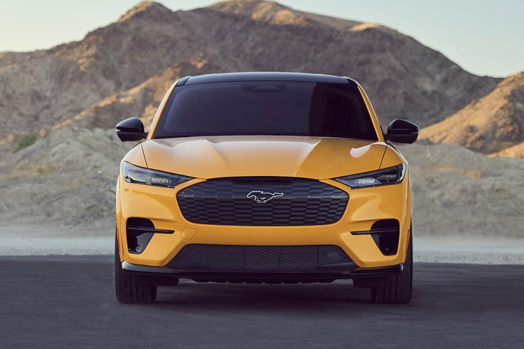 2021 Ford Mustang Mach-E GT Performance