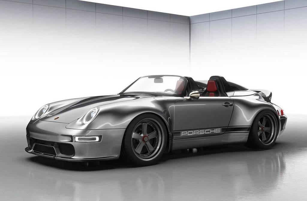 carbon fiber 993 speedster