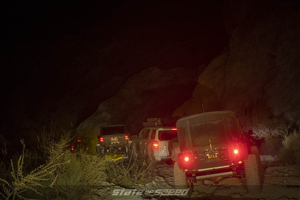 driving to campsite while overlanding milestar xpdn1