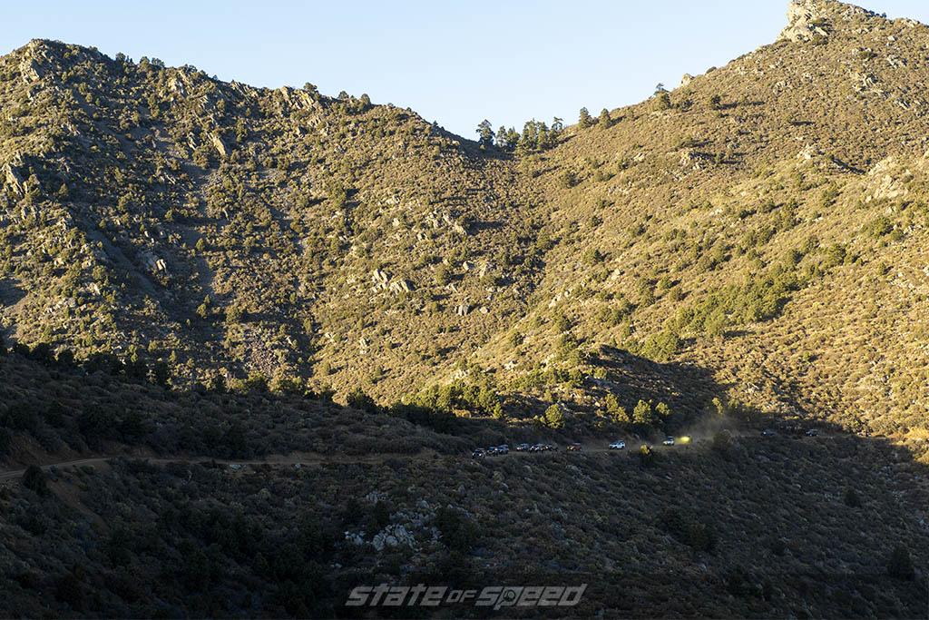 xpdn1 driving through hualapai mountains