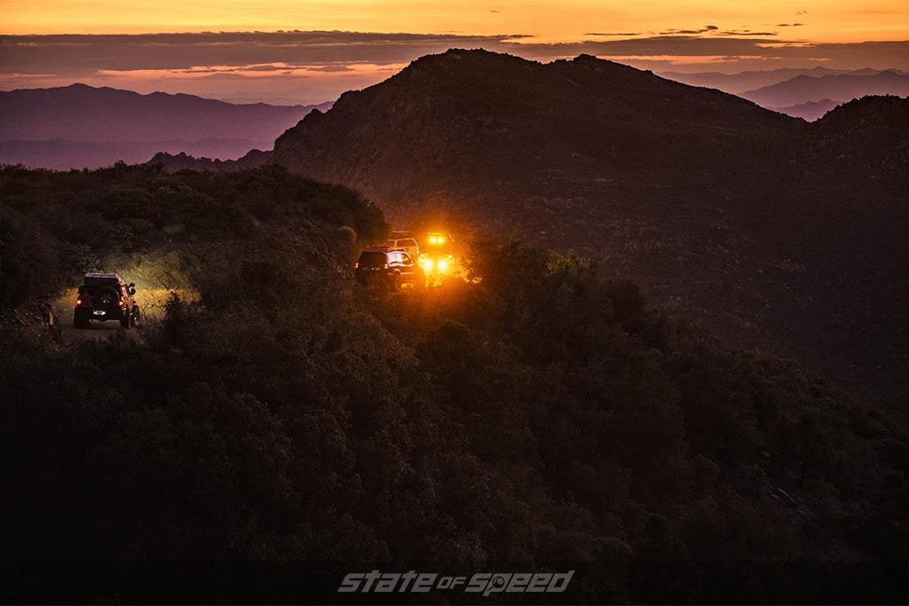 sunset during milestar xpdn1