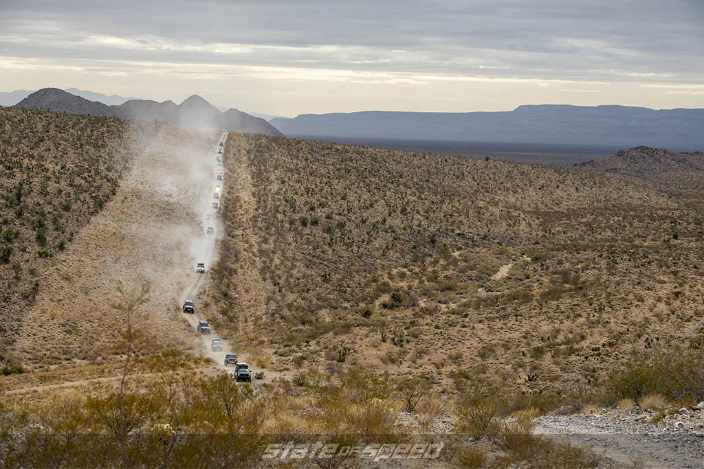 going through the desert on milestar xpdn1