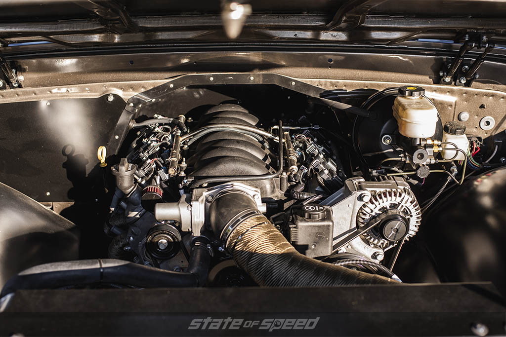 c10 with an ls3 engine