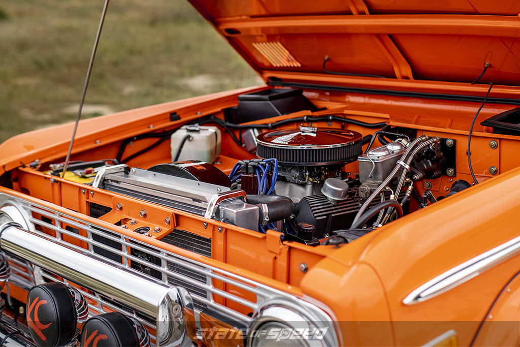 347ci stroker engine