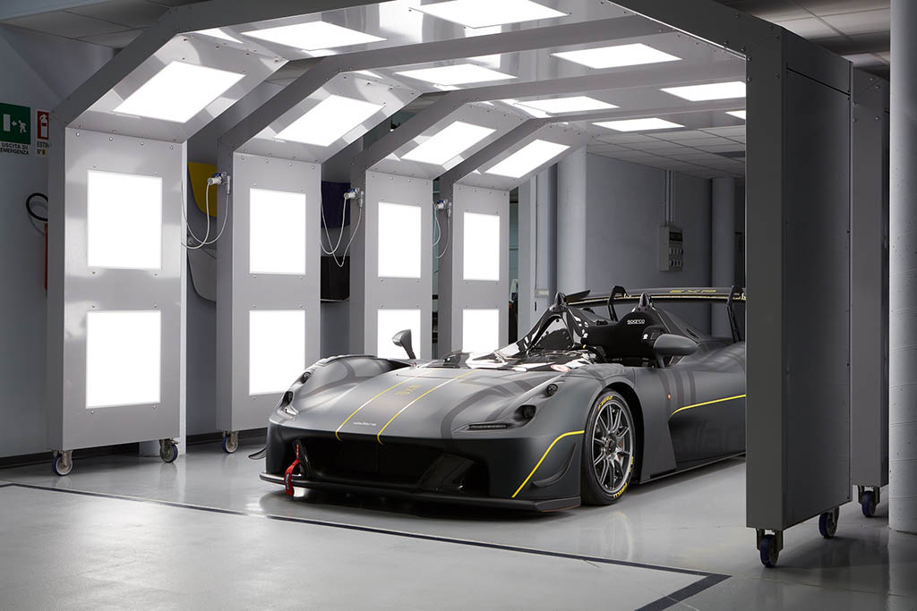Dallara EXP track only race car