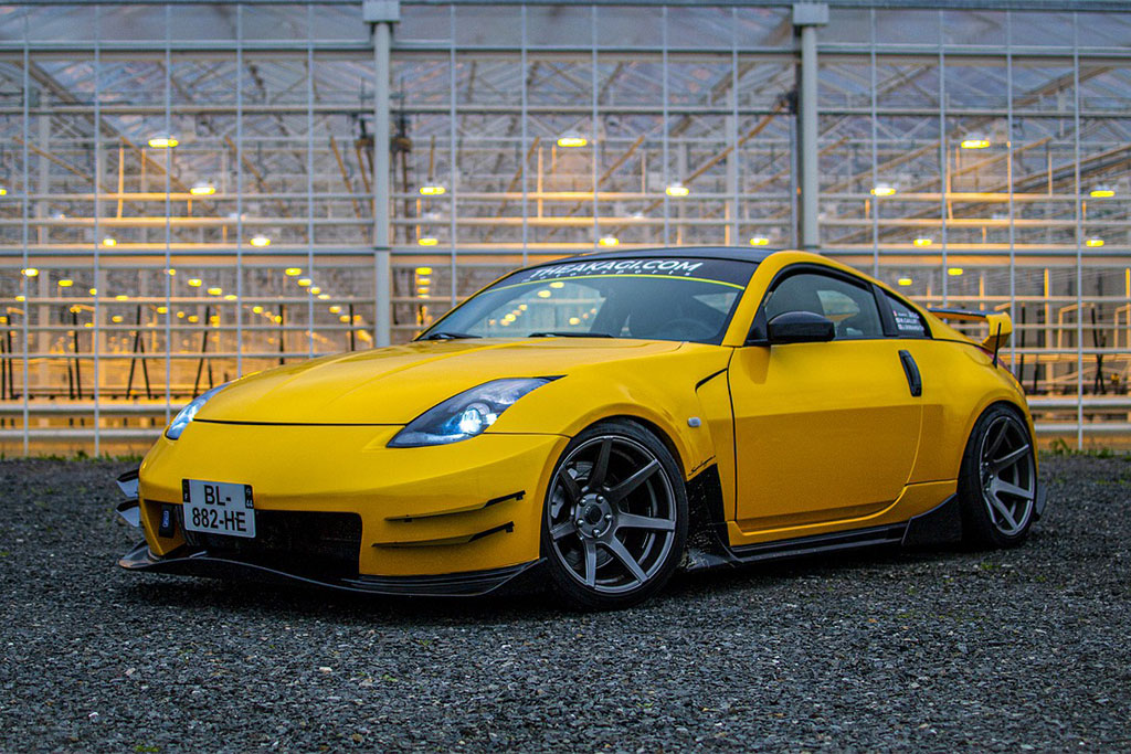 Nissan 350z 240sx replacement