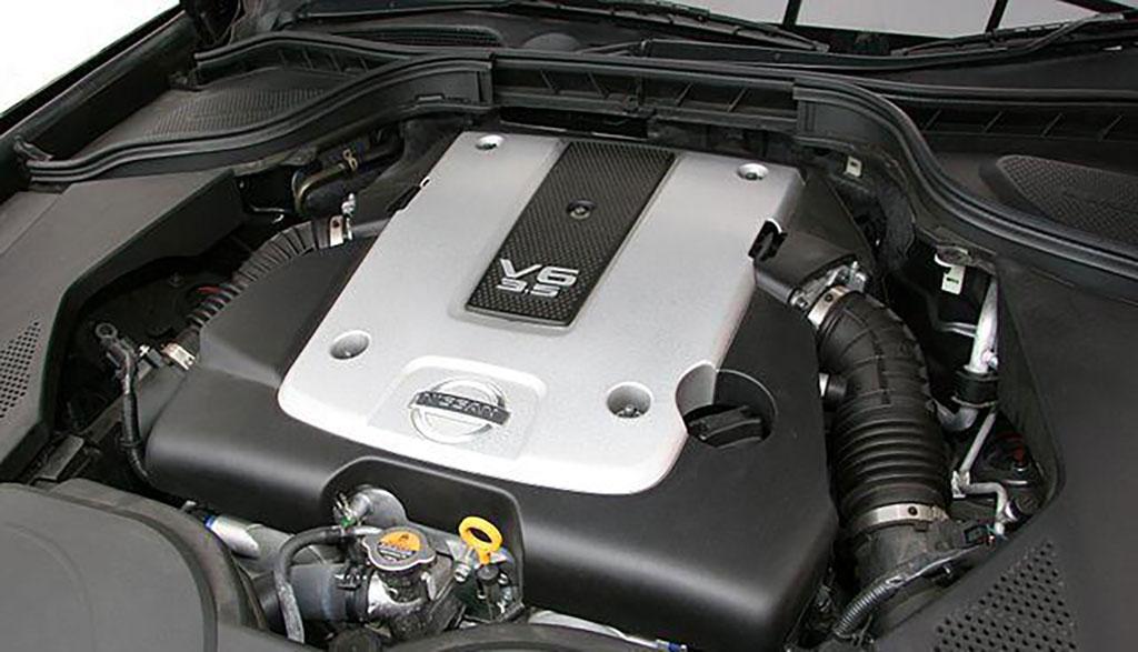 nissan vq35 3.5 liter v6 engine