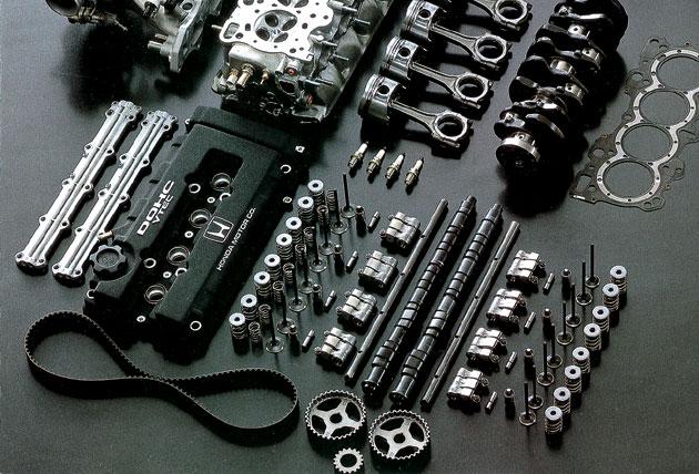 Honda B-Series Engine Parts